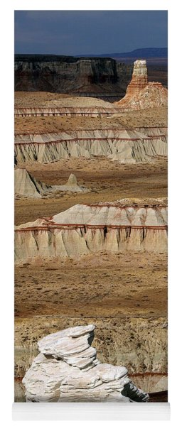 Coal Mine Mesa 19 Yoga Mat
