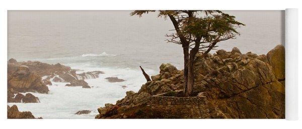 Coastline Cypress Yoga Mat