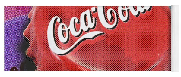 Coca-cola Cap Yoga Mat