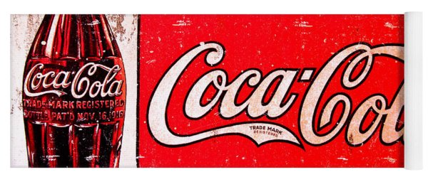 Coke Yoga Mat