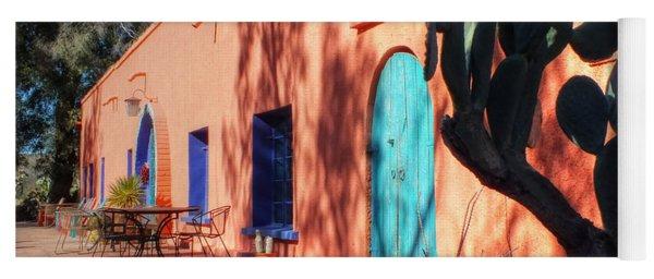 Colors Of The Desert Southwest Yoga Mat