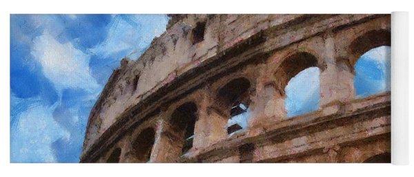 Colosseo Yoga Mat