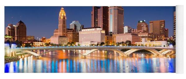 Columbus Ohio Yoga Mat