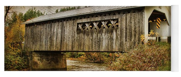 Comstock Bridge 2012 Yoga Mat