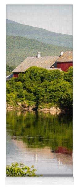 Connecticut River Farm Yoga Mat