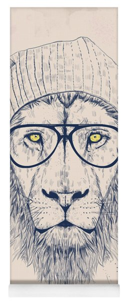 Cool Lion Yoga Mat