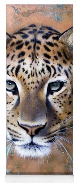 Copper Stealth - Leopard Yoga Mat