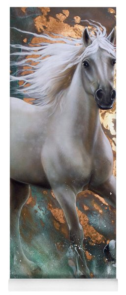 Copper Sundancer - Horse Yoga Mat