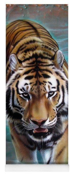 Copper Tiger 3 Yoga Mat