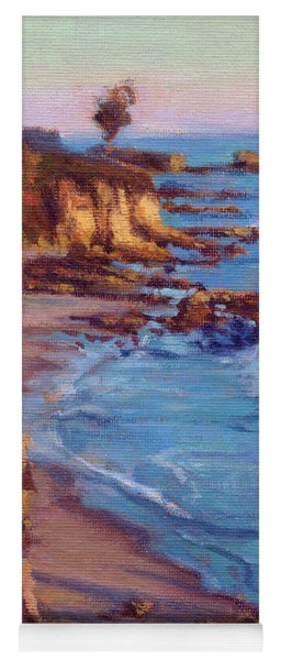 Corona Del Mar / Newport Beach Yoga Mat