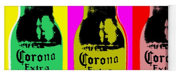 Corona Beer Yoga Mat