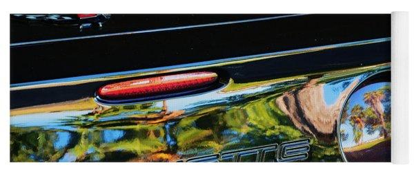 Corvette Reflection Yoga Mat