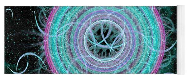 Cosmic Circle Yoga Mat