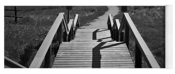 Coulee Stairs Yoga Mat
