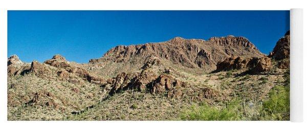 Cowboy Country Arizona 11 Yoga Mat