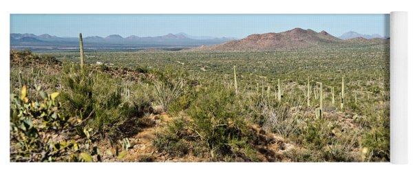 Cowboy Country Arizona 6 Yoga Mat