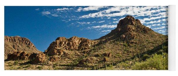 Cowboy Country Arizona 9 Yoga Mat