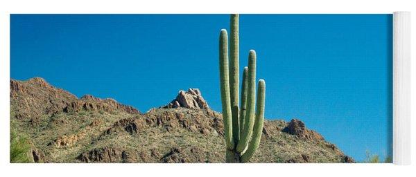 Cowboy Courtry Arizona 3 Yoga Mat