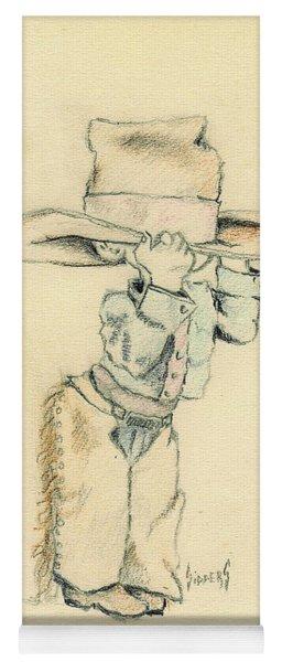 Cowboy Yoga Mat