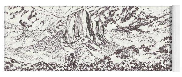 Crawford Needle Rock Yoga Mat