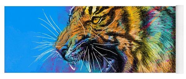 Crazy Tiger Yoga Mat