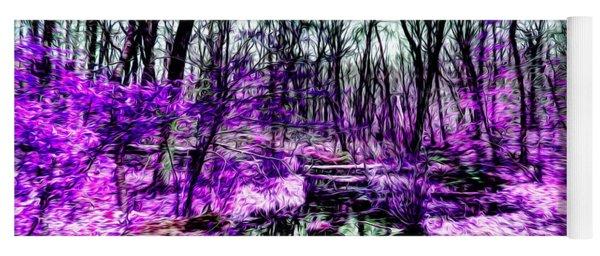 Creek By Purple Yoga Mat
