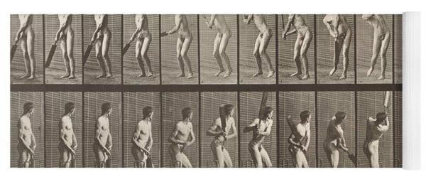 Cricketer Yoga Mat