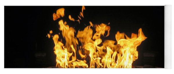 Crown Of Fire Yoga Mat