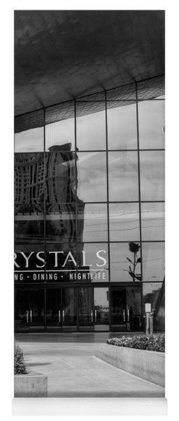 Crystal Rose Yoga Mat