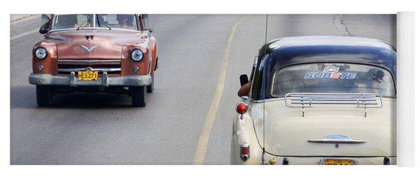 Cuba Road Yoga Mat