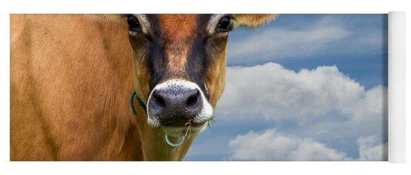 Dairy Cow  Bessy Yoga Mat