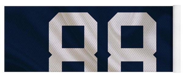 Dallas Cowboys Michael Irvin Yoga Mat