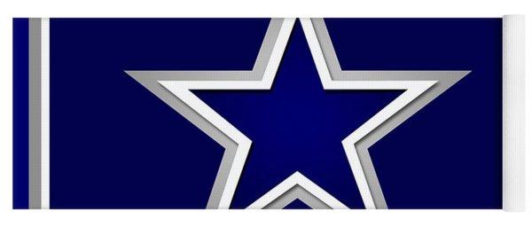Dallas Cowboys Yoga Mat