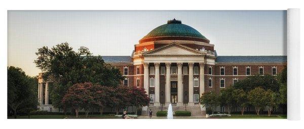 Dallas Hall - Southern Methodist University Yoga Mat