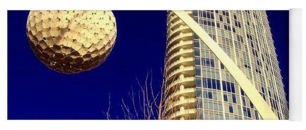 Dallas Museum Tower Yoga Mat