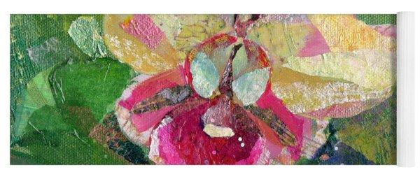 Dancing Orchid I Yoga Mat