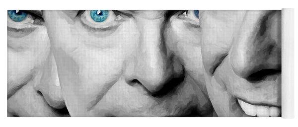 David Bowie In Clip Valentine's Day - 4 Yoga Mat