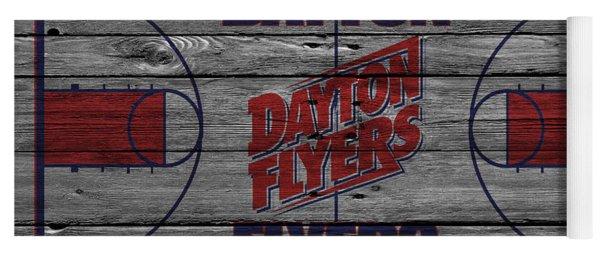 Dayton Flyers Yoga Mat