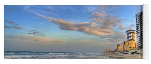 Daytona Beach Shores Yoga Mat