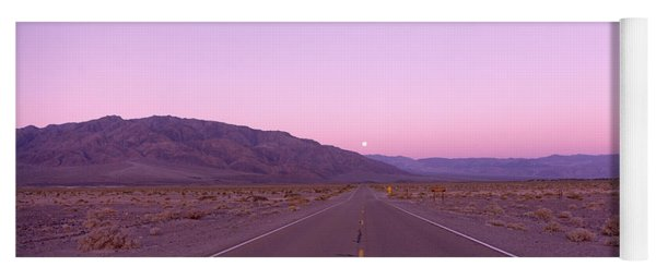 Death Valley National Park, California Yoga Mat