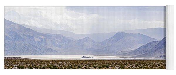 Death Valley Racetrack, Death Valley Yoga Mat