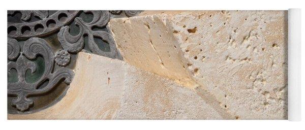 Degoyler Limestone Yoga Mat