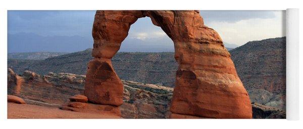 Delicate Arch - Arches National Park - Utah Yoga Mat