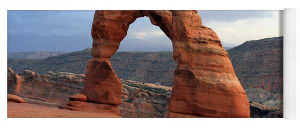 Delicate Arch - Arches National Park - Utah Yoga Mat