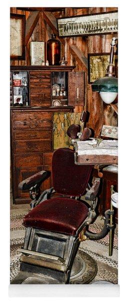 Dentist - The Dentist Chair Yoga Mat