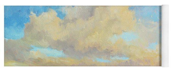 Desert Clouds Yoga Mat