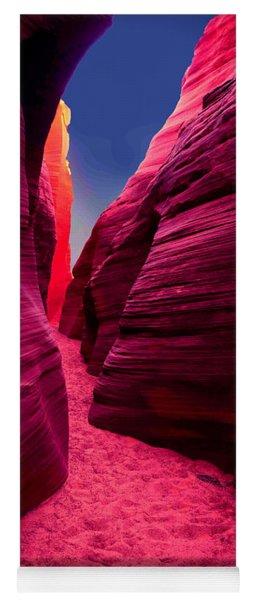 Desert Maze Yoga Mat