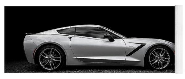 2014 Corvette Stingray Yoga Mat