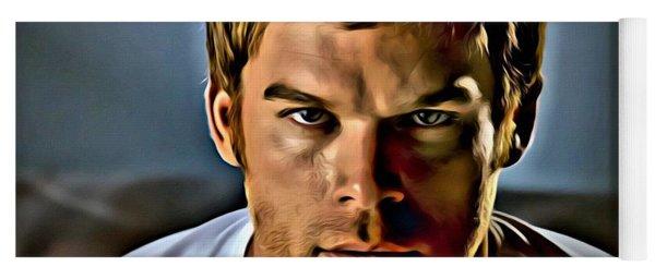 Dexter Portrait Yoga Mat