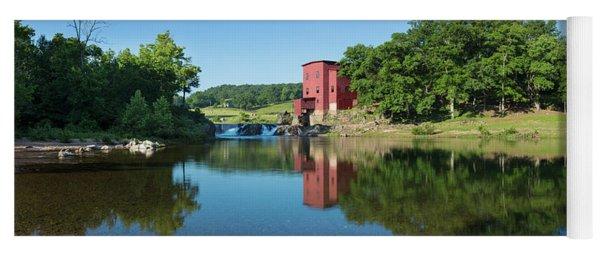 Dillard Mill At Dillard Mill State Yoga Mat